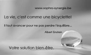 Vie comme une byciclette